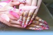 Курсы художественной росписи ногтей!